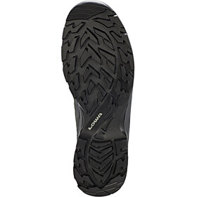 Lowa Sesto GTX Mid Shoes Men anthracite/blue
